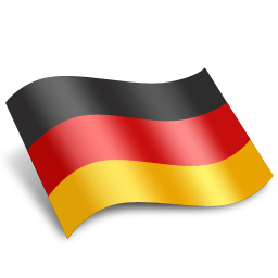 Deutschland Germany Flag